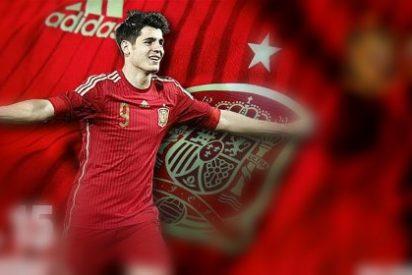 Morata twittea emocionado antes de iniciar su etapa en la Selección