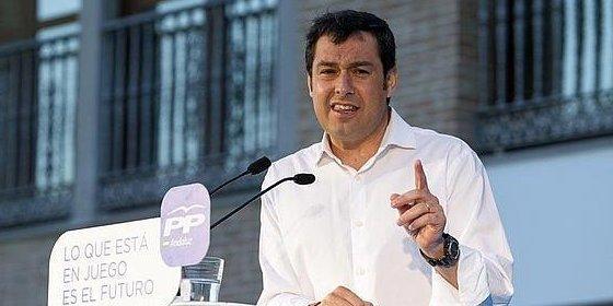 Juanma Moreno pregunta a Díaz si permitirá una reforma constitucional perjudicial para Andalucía