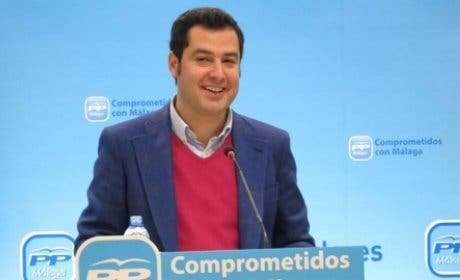 """Juanma Moreno creen que Susana Díaz """"impide"""" a Pedro Sánchez """"firmar"""" un gran pacto contra la corrupción"""