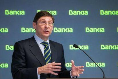 Bankia cumple con los objetivos de su plan estratégico y adelanta 15 meses sus compromisos de capital y liquidez