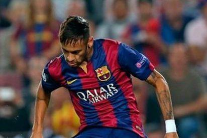 Neymar amenaza con agredir a un jugador del Sevilla