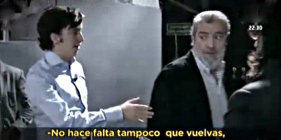 """El Pequeño Nicolás se encara con MAR: """"No hace falta que vuelvas, para decir mentiras..."""""""