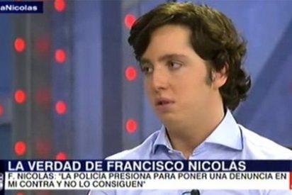 El CNI envía las declaraciones del 'pequeño Nicolás' a la Abogacía General del Estado