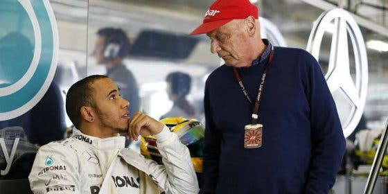 """""""Mercedes seguirá dominando en 2015"""""""