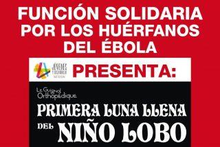 Función benéfica a favor de los huérfanos del Ébola