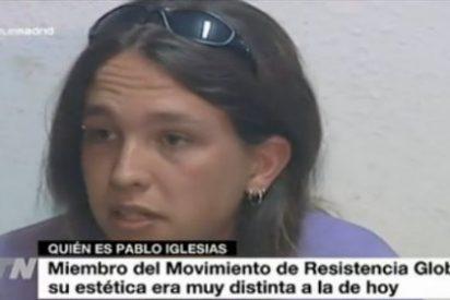El vídeo de un Pablo Iglesias 'piercing' en ristre arengando a levantarse en armas