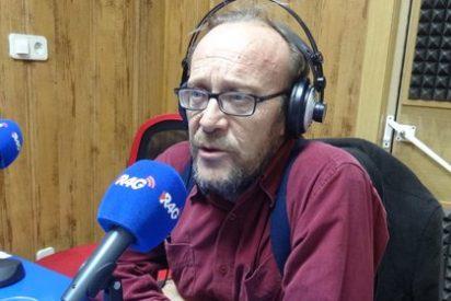 """Nino Olmeda: """"La información política madrileña cada vez interesa menos: los periodistas solo vienen a la Asamblea cuando hay escándalos"""""""