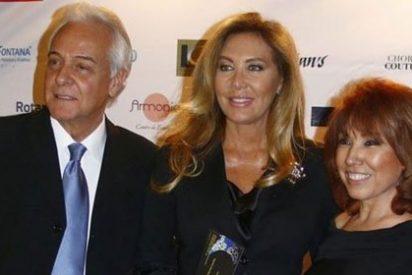 Carmen Martínez Bordiú y Norma Duval en su faceta más solidaria