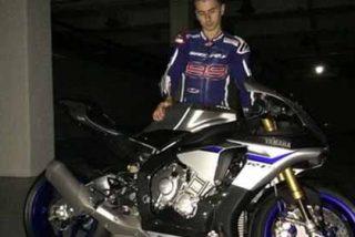La espectacular nueva moto de Lorenzo y Rossi