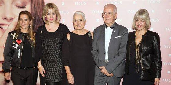 Numerosos rostros conocidos apoyan la inauguración de la nueva tienda de Tous en Madrid