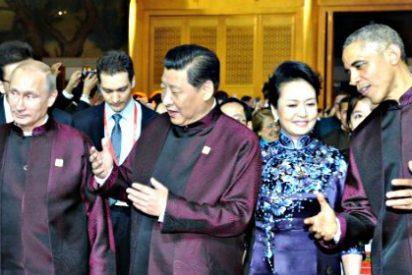 Cumbre de la APEC: Una película de chinos