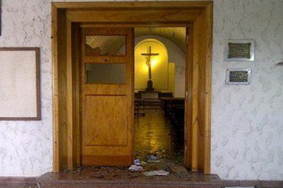 Brutal ataque a una iglesia en Argentina