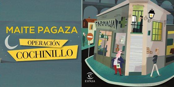 Maite Pagaza lanza una sabrosa y actual sátira sobre la corrupción