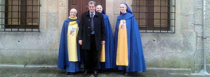 """Testimonio de la madre de una monja 'migueliana': """"Que alguien de la Iglesia nos ayude"""""""