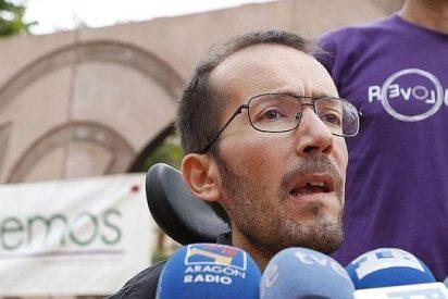 La nueva condición de Echenique a Pablo Iglesias en la 'guerra abierta' de Podemos