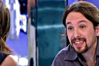 ¿Sabes cuál fue la desvergonzada contraoferta que hizo Pablo Iglesias a Telecinco tras su 'espantada' televisiva?