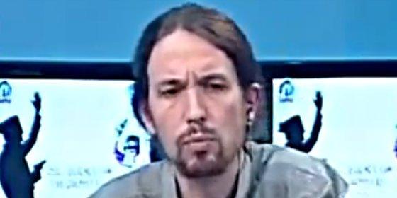 Los chanchullos con su productora acorralan a Pablo Iglesias