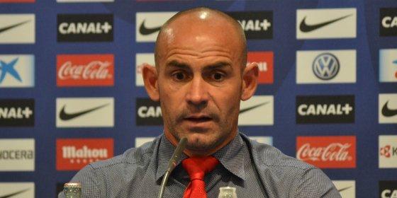 Paco Jémez estaría negociando con el Atlético