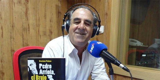 """Graciano Palomo: """"Rajoy manda a Arriola a negociar con Mas porque es discreto y no tiene cargo en el PP"""""""