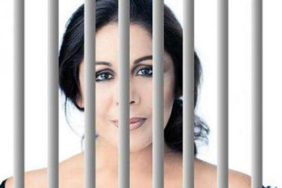 Tirones de pelo en la cárcel de la Pantoja en un fregado de cuidado