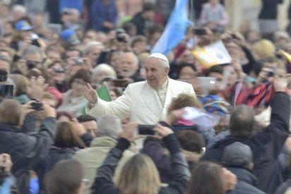 """El Papa condena la violencia en Tierra Santa: """"Construir la paz es difícil, pero vivir sin paz es un tormento"""""""