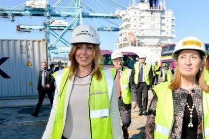 """Díaz pide """"enmiendas a los PGE"""" para la conexión férrea Algeciras-Bobadilla"""