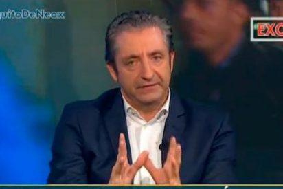 Pedrerol defiende a Luis Enrique: