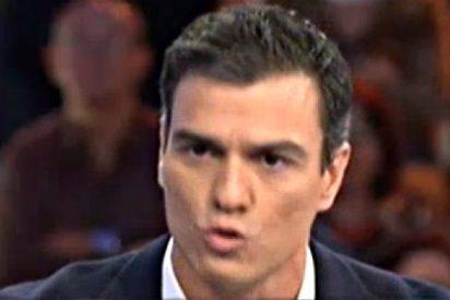 """Pedro Sánchez: """"Gobernaré en minoría y desde la izquierda; descarto la coalición con el PP"""