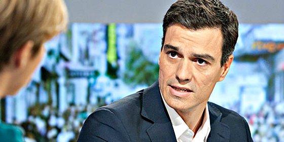 Ni el 'guapo' del PSOE impide que Telecinco vuelva a pegársela