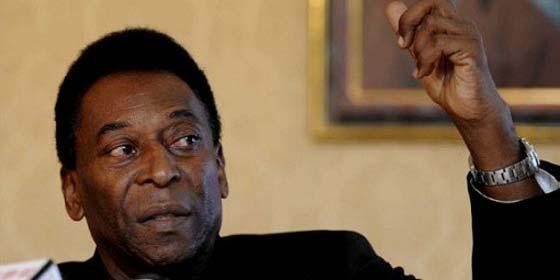 Empeora el estado de salud de Pelé