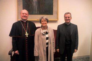 Una mujer recibe, por primera vez, el premio Ratzinger de Teología
