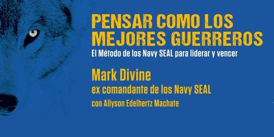 Mark Divine, ex comandante de los Navy Seal, enseña a pensar para convertirnos en la persona que deseamos