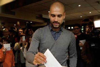 """Guardiola pide paciencia para Luis Enrique: """"Va a triunfar pero hace falta tiempo"""""""