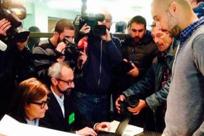 """Guardiola no desvela su voto a la espera de """"días mejores"""""""