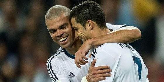 """Pepe sale en defensa de su compatriota: """"Sería un escándalo que Cristiano no ganara el Balón de Oro"""""""