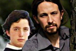 Cuando el 'pequeño Nicolás' se convierte en el héroe de la película...