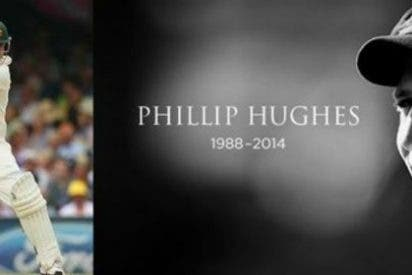 Phil Hughes, jugador de cricket, muere tras un pelotazo en la cabeza