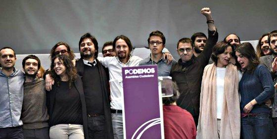 Podemos ha transformado el panorama político español