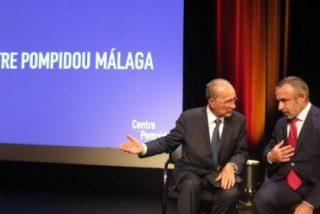 El Pompidou presenta la imagen corporativa de su sede de Málaga
