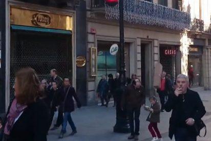 La barcelonesa Portal del Ángel y la madrileña Preciados, las calles más caras para abrir una tienda