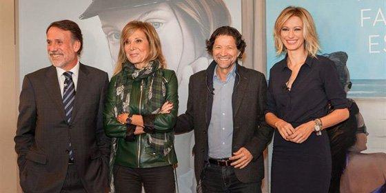 Jorge Zepeda Patterson y Pilar Eyre presentan las obras ganadora y finalista del Premio Planeta 2014