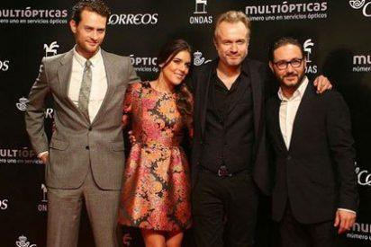 Adriana Ugarte, 'El Príncipe', Malú... protagonistas de los Premios Ondas 2014
