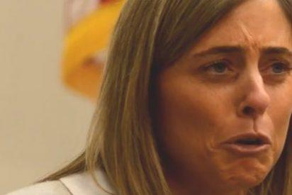 La piadosa profesora asegura que fue violada por un musculoso alumno y no se lo cree nadie