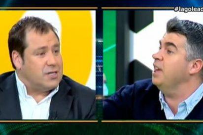 """Enrique Marqués no comparte las críticas de Pulido al gráfico de Real Madrid TV: """"Me parece lamentable meterte con el trabajo de unos compañeros"""""""