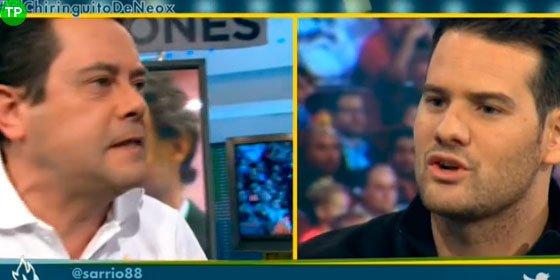 """Tomás Roncero, indignado con Quim Domènech: """"¿Qué es el ADN Barça? Dejad la estafa ya"""""""