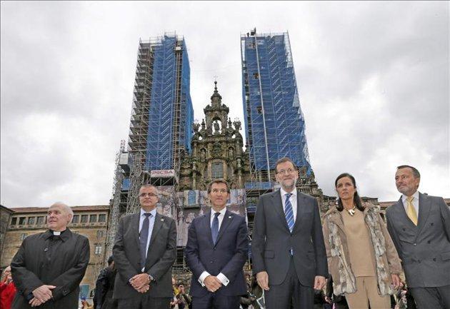 El Gobierno aportará 17 millones para restaurar la catedral de Santiago