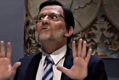 La oficial TV3 equipara a Rajoy con Hitler y a varios ministros con dirigentes nazis