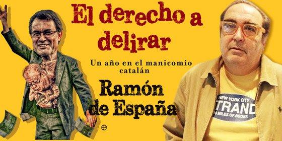 """Ramón de España: """"Las cesiones para que los nacionalistas estén cómodos son inútiles"""""""