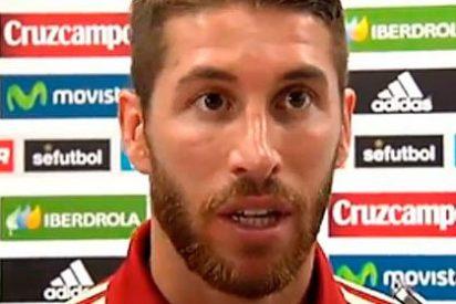 Ramos 'confunde' a Mourinho con el presidente del Celta