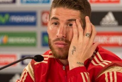 Ramos da un 'palo' a Diego Costa y a Cesc